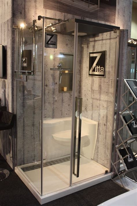 In Shower Walk In Showers Great Design Cleans Up