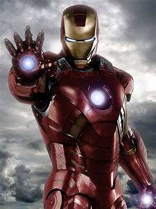 Fantasy Band Camp: D&D Avengers: Iron Man
