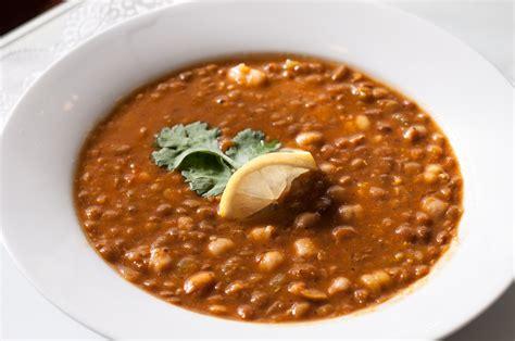 moroccan harira soup jewish food experience