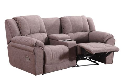 Fabric Reclining Loveseat With Console by Living Room Sofa Modern Sofa Set Recliner Sofa With Fabric