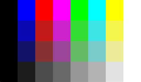 what color for bmp 1242138 bmp images are not color managed
