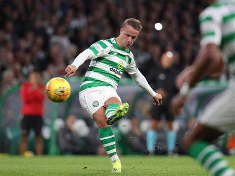 Leigh griffiths pictures, articles, and news. Leigh Griffiths joins 100 club as Celtic ease into Europa League group stage | Express & Star