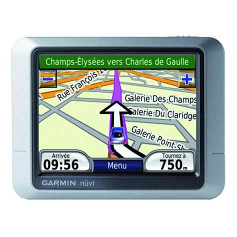 Carte Gps Garmin Europe by Carte Europe Gps Garmin Nuvi 250
