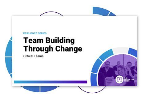 change management team building training workshop