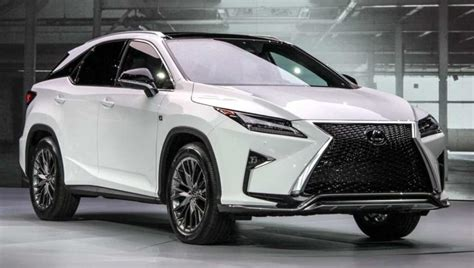 the lexus rx 2018 vs 2019 spesification 33 all new the lexus rx 2018 vs 2019 spesification review