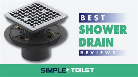 best shower drain recommended best shower drain guide reviews of 2018 1634