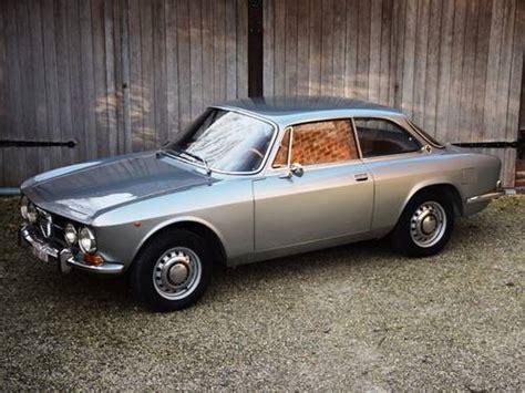 1970 Magnificent Unrestored Alfa Romeo 1750 Gt Veloce (lhd