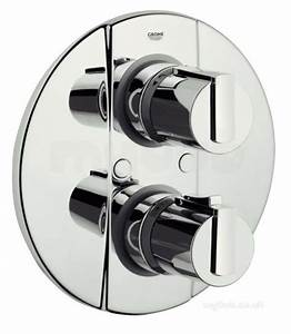 Grohe Grohtherm 2000 : grohtherm 2000 thermostatic bath mixer with temperature scale handle grohe ~ Frokenaadalensverden.com Haus und Dekorationen