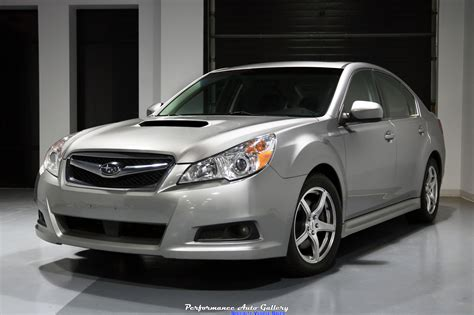 New Arrival- 2011 Subaru Legacy 2.5gt Limited For Sale! Rare