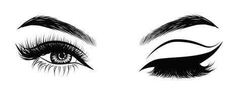 Brows logo, microblading logo, eyebrows logo, salon logo. Stock photos, royalty-free images, graphics, vectors ...