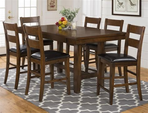 Counter Height Dining Room Tables by Plantation Dining To Counter Height Table 50593 Tables