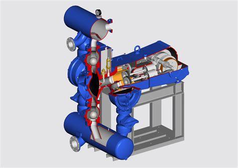 Piston Diaphragm Pump From Emmerich