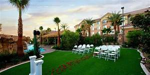 hawaiian garden weddings at the hilton garden inn weddings With outdoor weddings in las vegas nv