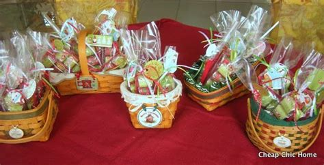 cheap chic home christmas party favors christmas winter