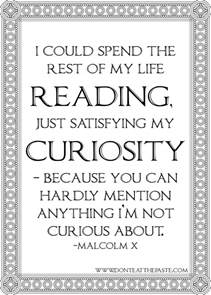 Reading Quotes and Graphics | What Rahni's reading