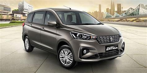 2019 Suzuki Ertiga esta es la suzuki ertiga 2019 una nueva generaci 243 n m 225 s