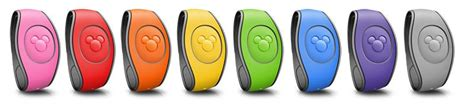 disney bands colors all the benefits you get with my disney experience