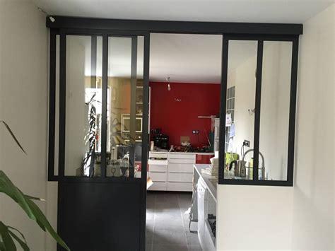 atelier cuisine grenoble verrière atelier porte coulissante pour cuisine à grenoble