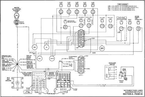 chevy suburban wiring diagram camizuorg