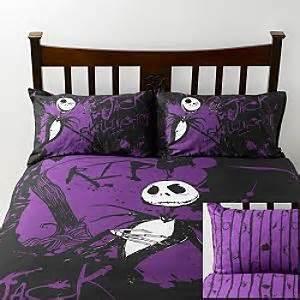 disney nightmare before christmas double bed set disney