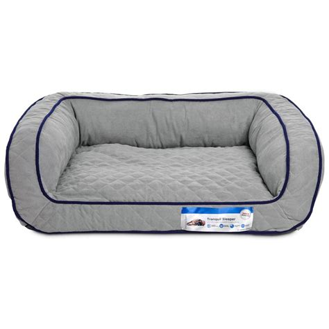 petco beds petco beds snoozer luxury square bed with memory foam in