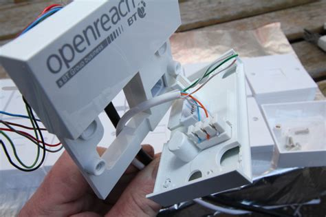 Wiring Telephone Extension Junction Box by Telephone Engineers Extension Sockets Telecom