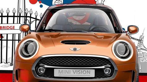 Concept Mini Vision Je Predskokanom Nového Mini Novinky