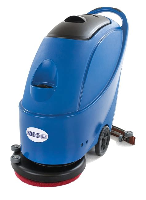 Automatic Floor Scrubber Used by Trusted Clean Dura 17 Cord Electric Automatic Floor Scrubber