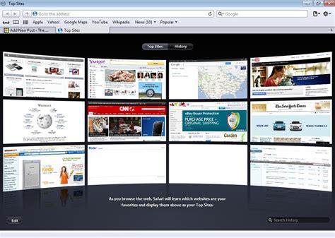 web windows 7 safari browser for windows 7 free