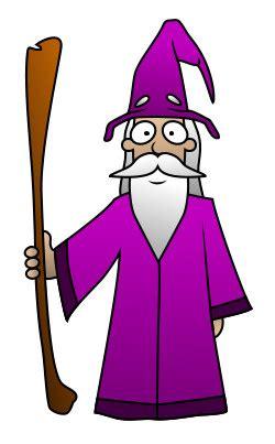 drawing  cartoon wizard
