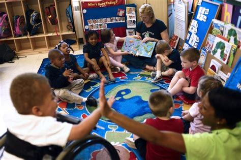 qualifications for preschool pre kindergarten inclusion program is a success 346