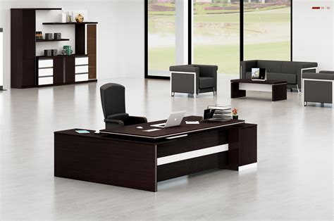 office desk furniture fsc forest certified approved by sgs 2016 new fashion