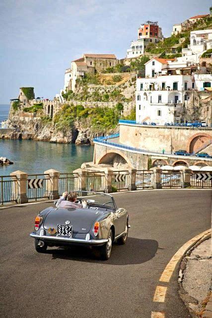 Road Trip Amalfi Coast Italy Beautiful Summer And Italia