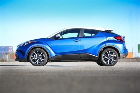 2018 Toyota Chr Msrp Confirmed