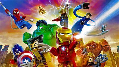 lego marvel super heroes pelicula completa en espanol