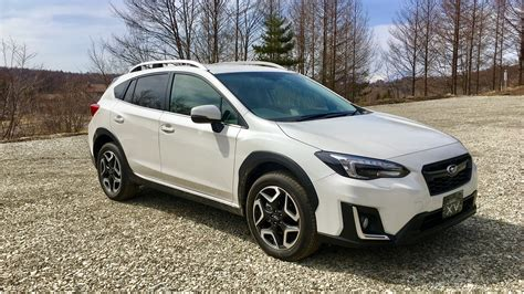 Subaru Car : 2017 Subaru Xv Review