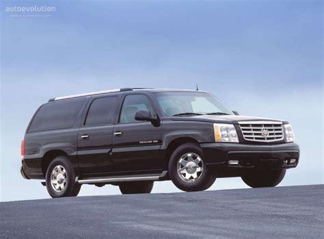 Cadillac Escalade Esv Specs  2002, 2003, 2004, 2005, 2006