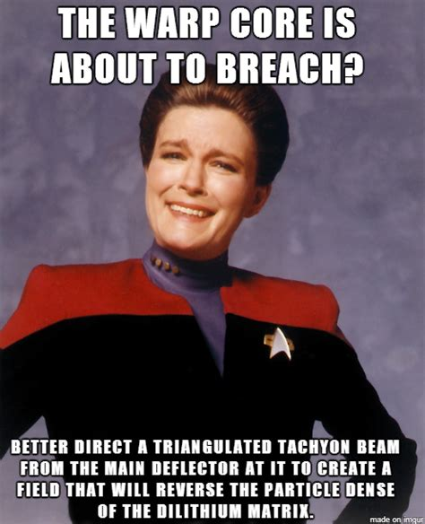 Don T Rock The Boat Meme by Image Janeway Meme Png Trek Initiative Wiki Fandom