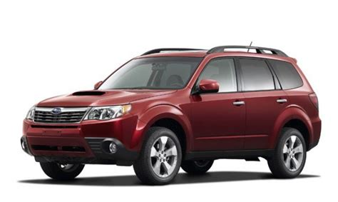 subaru forester red red 2009 subaru forester xt picture png