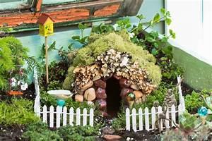 Fairy garden houses diy write teens for How to make a fairy garden house