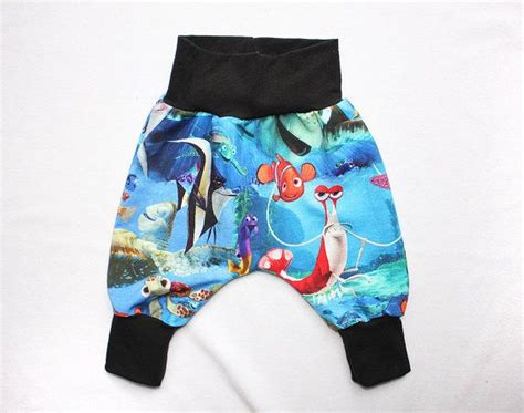 Baby Harem Pants 0-6 months Finding Nemo Baby Pants Baby ...
