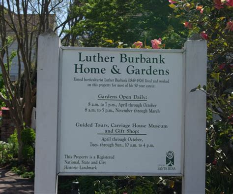 plant whatever brings you 187 luther burbank home and