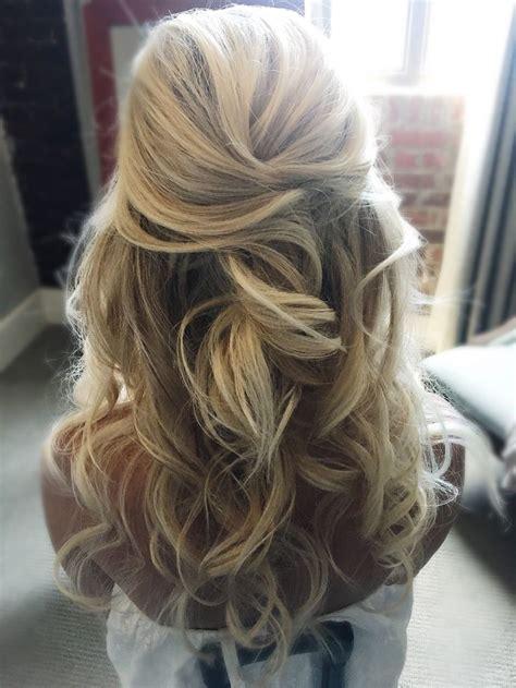 bridal hair wedding hair boho hairstyle boho bride