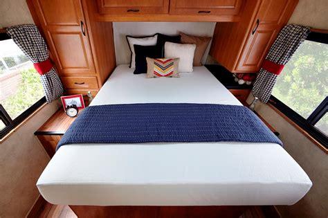 night therapy  memory foam rv mattress  short queen