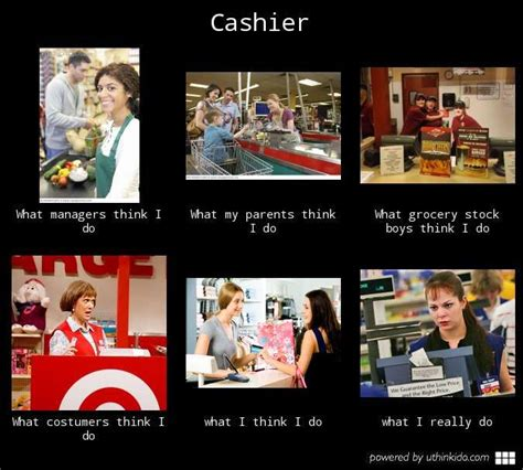 Cashier Memes - pin by makenna kurth on cashier problems pinterest