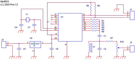 Encoder Circuits Electronics Tutorial Schematics
