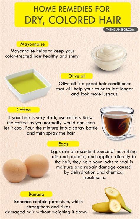 home remedies for damaged hair best 25 hair remedies ideas on hair