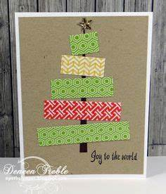 1000 images about Clean and Simple Christmas Cards on