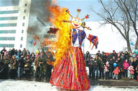 residents  astana  cities  towns celebrate