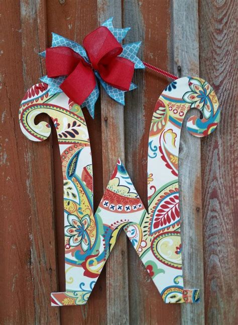 images  painting letters  pinterest initials wooden letters  initial door